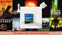 Read  Walking in Provence  West Drôme Provençal Vaucluse Var Cicerone Guides PDF Free
