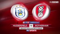 VIDEO Huddersfield Town 2 – 0 Rotherham United (Championship) Highlights