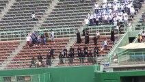 松本深志高校 高校野球応援(4回)