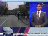 Turquía: al menos dos muertos tras represión policial en Diyarbakir
