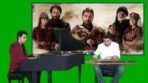 Diriliş Film Müziği Trt 1 Piyano Kanun Ertuğrul Gazi Dizi Filmi Jenerik Fon MüzikleriPusat Televizyon Osmanlı Devleti Kuruluş Beylik Fragmanı