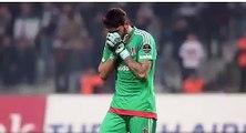 Beşiktaşlı Günay, Galatasaray Maçında Hatalı Gol Yedikten Sonra Ağladı