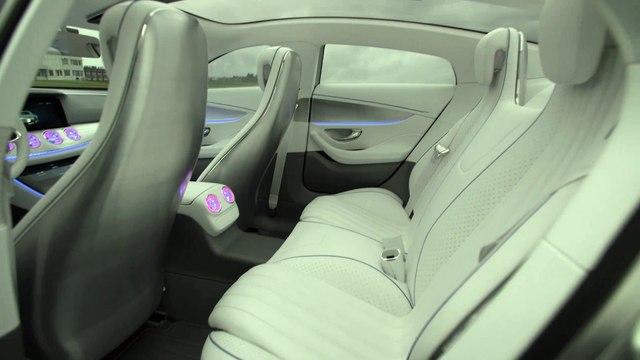 Mercedes-Benz Concept - IAA 2015 Interior Design