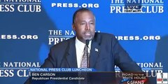 Trump/Carson 2016? Ben Carson Asked If He Would Be Donald Trump