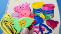 Play Doh Peppa Pig Playdough Peppas Space Rocket Dough toy
