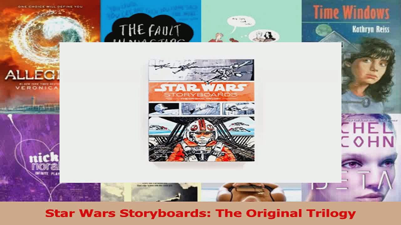 Pdf Download Star Wars Storyboards The Original Trilogy Download Full Ebook Video Dailymotion
