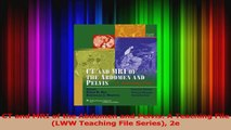Read  CT and MRI of the Abdomen and Pelvis A Teaching File LWW Teaching File Series 2e PDF Online