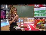 TV3 - Divendres - Helena Garcia Melero ens toca la flauta en directe
