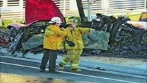 R.I.P Paul Walker FUNERAL Dead Crash Fast & Furious 7 Vin Diesel Furious 8 REBLOP.com