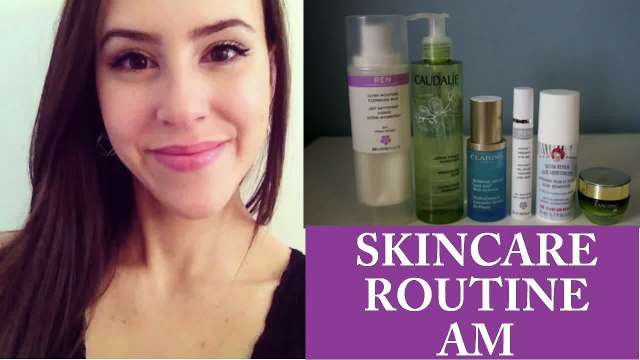 Skincare Routine 2014 (Morning) - Very Dry Sensitive Skin!