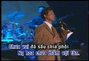 Thành Phố Buồn - Che Linh, Truong Vu - Karaoke