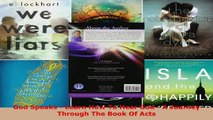 Read  God Speaks  Learn How To Hear God  A Journey Through The Book Of Acts EBooks Online
