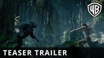 The Legend of Tarzan – Teaser Trailer - Official Warner Bros. UK