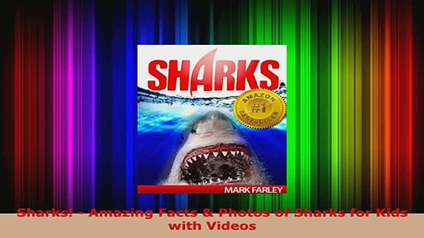 Read  Sharks  Amazing Facts  Photos of Sharks for Kids with Videos PDF Online