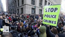 Chicago protesters call for mayor's resignation