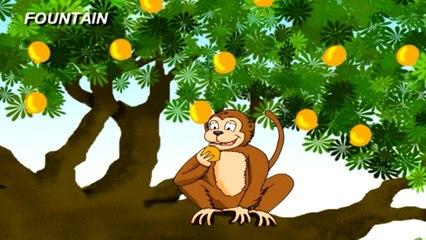 Tales Toons - The Monkey & The Crocodile - Kannada -  (720p)