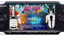 Bleach Heat The Soul 7 - All Tag Team Specials/Combos HD (PSP)