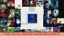 Read  Ignatius Catholic Study Bible The Gospel According to Mark 2nd Ed Ignatius Catholic PDF Online