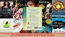 Read  Discovering the Treasures of a Godly Woman Proverbs 31 A Woman After Gods Own Heart EBooks Online