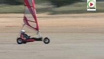 #Morbihan  Kitesurf Char à voile à Penthievre plage  - Paris Bretagne Télé