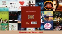Read  Memoirs of Fanny Hill Ebook Online