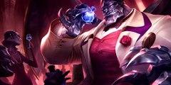 Debonair Galio Skin Spotlight (2015 Update) - League of Legends