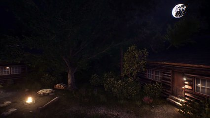 Friday the 13th  The Game - Gameplay Overview Video #1  Spawning Match Start de Friday the 13th The Game