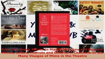 Download  From the Greek Mimes to Marcel Marceau and Beyond Mimes Actors Pierrots and Clowns A EBooks Online