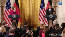 Barack Obama chante Hotline Bling le tube de Drake - parodie hilarante