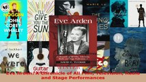 Download  Eve Arden A Chronicle of All Film Television Radio and Stage Performances PDF Online