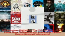 Download  A Menopausal Gentleman The Solo Performances of Peggy Shaw Triangulations EBooks Online