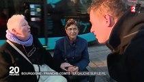 Régionales : la gauche sur le fil en Bourgogne-Franche-Comté