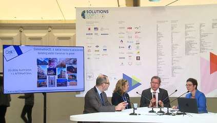Plateau TV Le Bourget - THE DATABASE OF SUSTAINABLE URBAN SOLUTIONS - CONSTRUCTION 21