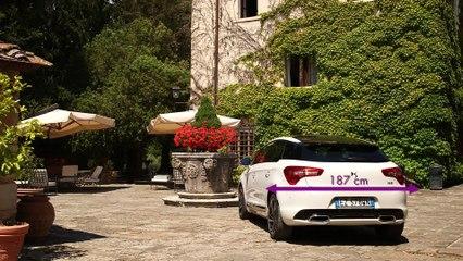 Prueba del DS 5 Hybrid4 Sport