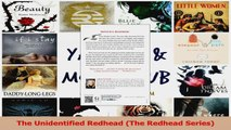 Read  The Unidentified Redhead The Redhead Series Ebook Free