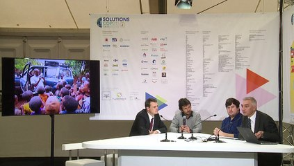 Plateau TV Le Bourget - HOW TO ENGAGE COMPANIES ON CLIMATE PROJECTS, AND HOW TO SCALE THEM UP? - Pur Projet