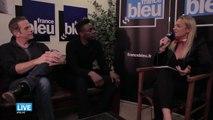 France Bleu Live, l'interview des Gentlemen Forever avec Elodie Suigo