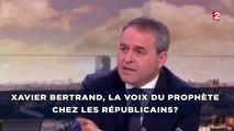 Xavier Bertrand, la voix du prophète chez Les Républicains?