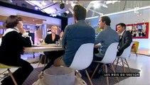 Morandini Zap: Anne-Sophie Lapix prise d'une crise de fou-rire