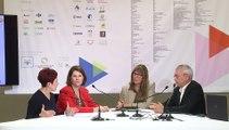 Plateau TV Le Bourget - Comment une approche globale des bâtiments contribue-t-elle à la réduction de leurs consommations d'énergie ? - HQE / Saint Gobain