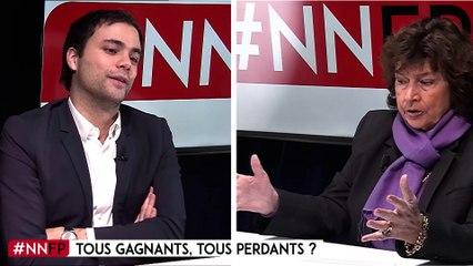 """Michèle Cotta : """"Marine Le Pen se """"dédiabolise"""" à nouveau"""""""