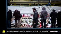 Attentats de Paris : Le bouleversant témoignage du commissaire qui a tué un terroriste au Bataclan