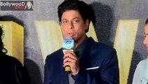 Shahrukh khan joke on kajol in the music launch on Dilwale