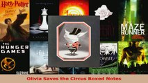 Read  Olivia Saves the Circus Boxed Notes Ebook Free