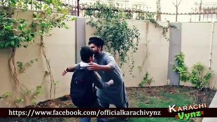 The DARK Day By Karachi Vynz #PeshawarAttack
