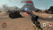 STAR WARS™ Battlefront™_(bataille sur Jakku) ps4 bataille