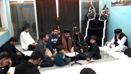 Part 01-02 Majlis E Aza - Kitabat  Miraj Raza dated 12-12-2015