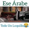 Arabes broma