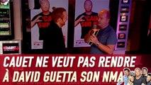 Cauet ne veut pas rendre a David Guetta son NRJ Music Awards - C'Cauet sur NRJ
