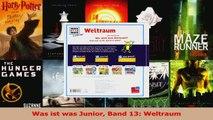 Lesen  Was ist was Junior Band 13 Weltraum Ebook Frei